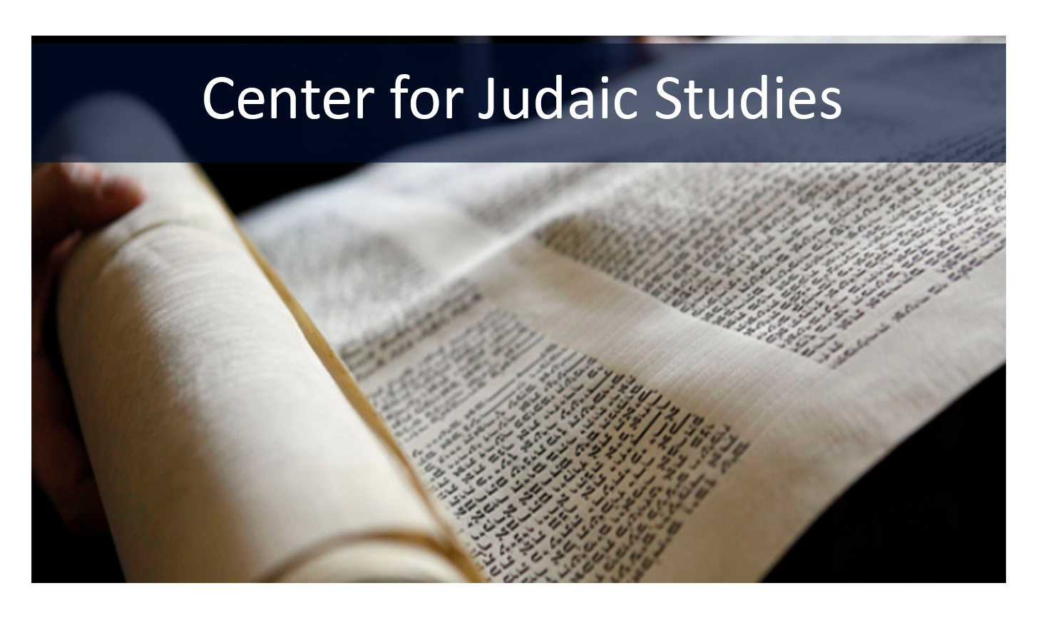 Center for Judaic Studies