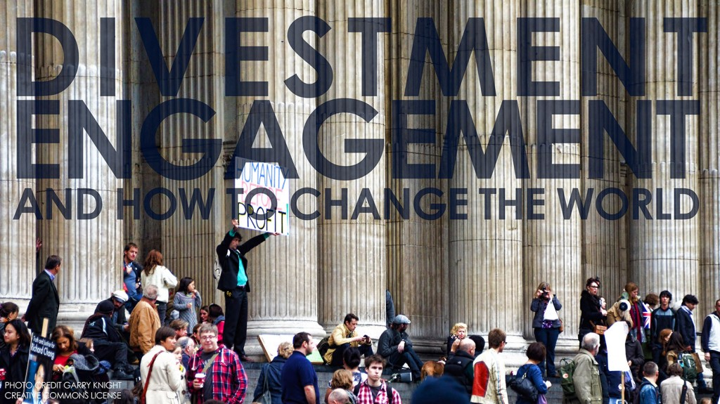 Divestment Event Image