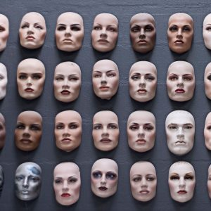 Faces and Masks Photo