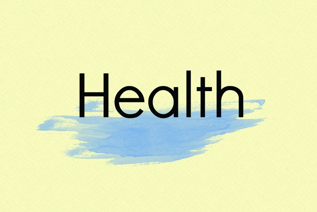 Health Title Card