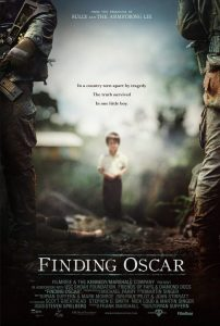 Finding Oscar Poster