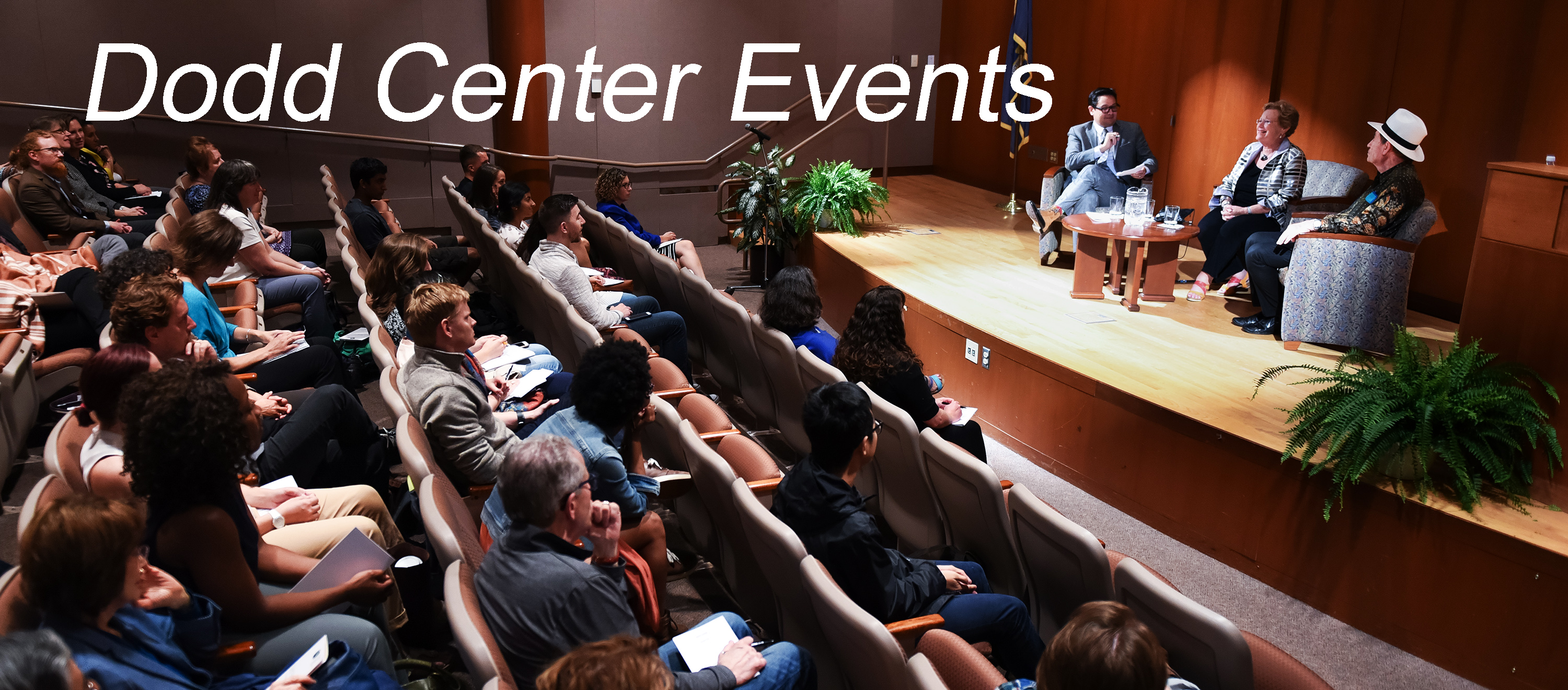 Dodd Center Events