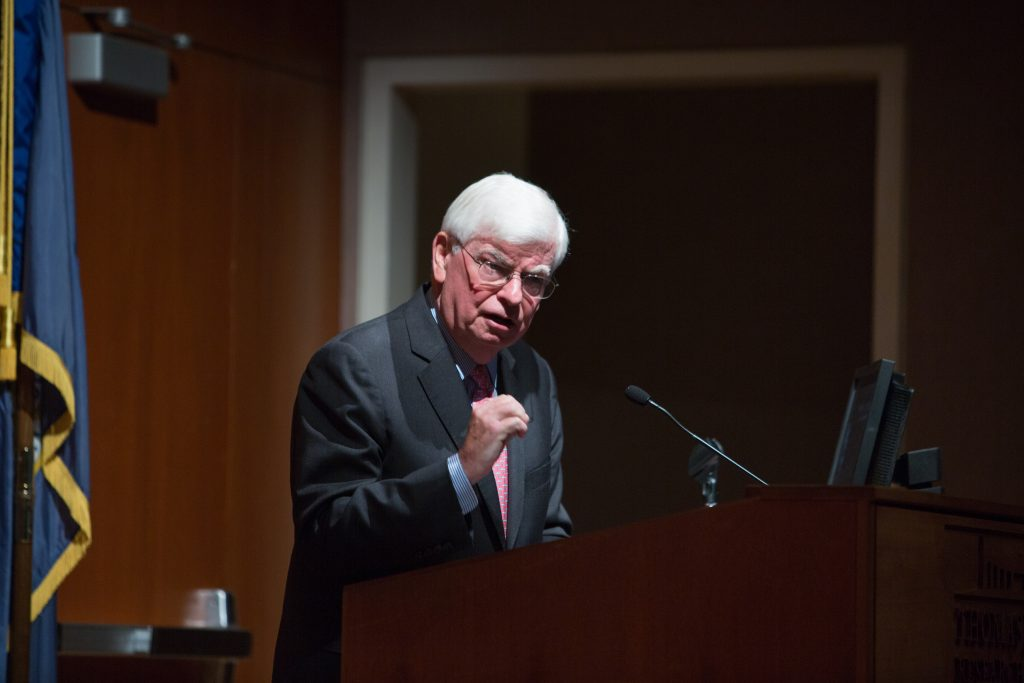 Sen. Chris Dodd 2017 Dodd Prize