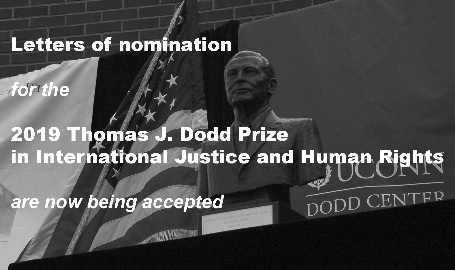 Dodd Prize Call for Nominations