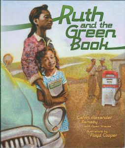 Ruth and the Green Book Cover