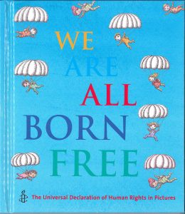 We Are All Born Free Cover