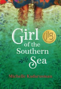 Girl of the Southern Sea Cover